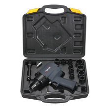 15PC 1/2'' Professional Air Impact Wrench Kit (AT-241K)