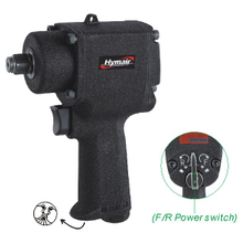 1/2'' Mini Air Impact Wrench (Twin Hammer) (NST-500M)