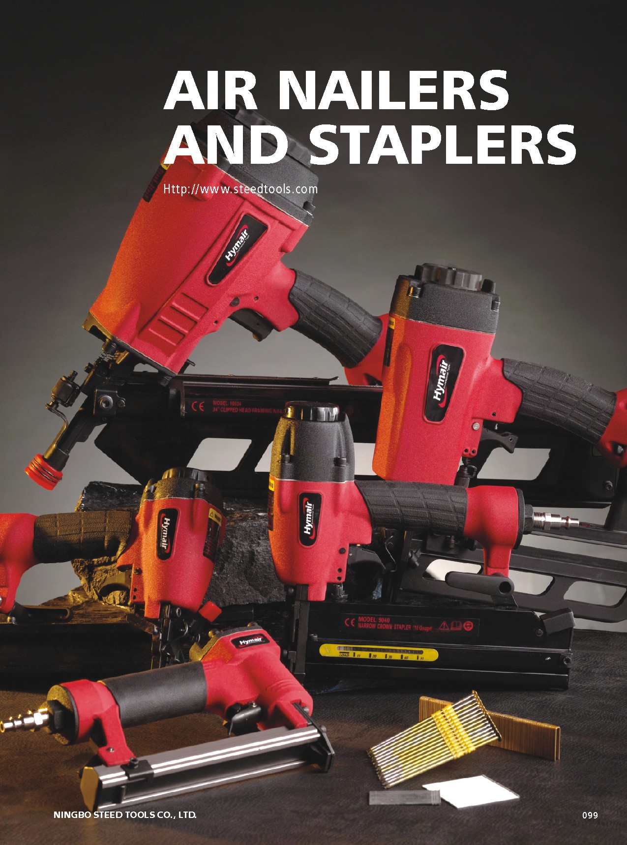 Air Nailers&Staplers