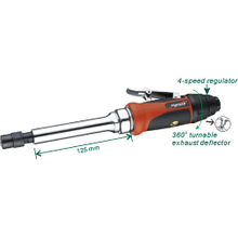 1/4'' (6mm) Extended Air Die Grinder (5'' Extension) (AT-7032LCN)