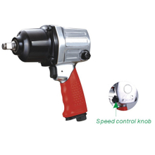 1/2'' Heavy Duty Air Impact Wrench (Twin Hammer) (PAT-102)