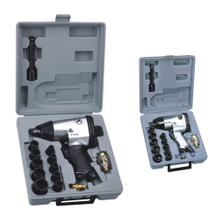 17 PC 1/2'' Air Impact Wrench Kit (AT-5004SG|AT-5004)
