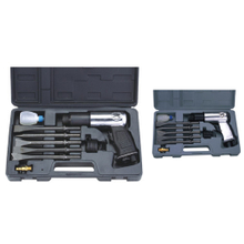 9PC 190mm Air Hammer Kit (Round) (AT-2012K/RSG|AT-2012K/R)